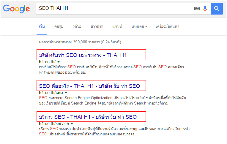 SERP-Title-tag